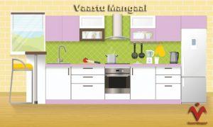 kitchen colour as per vastu