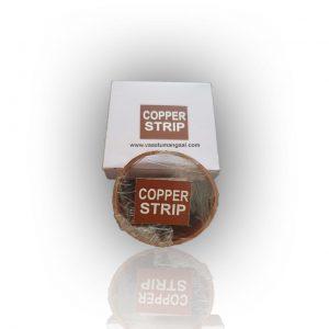 copper strip for vastu